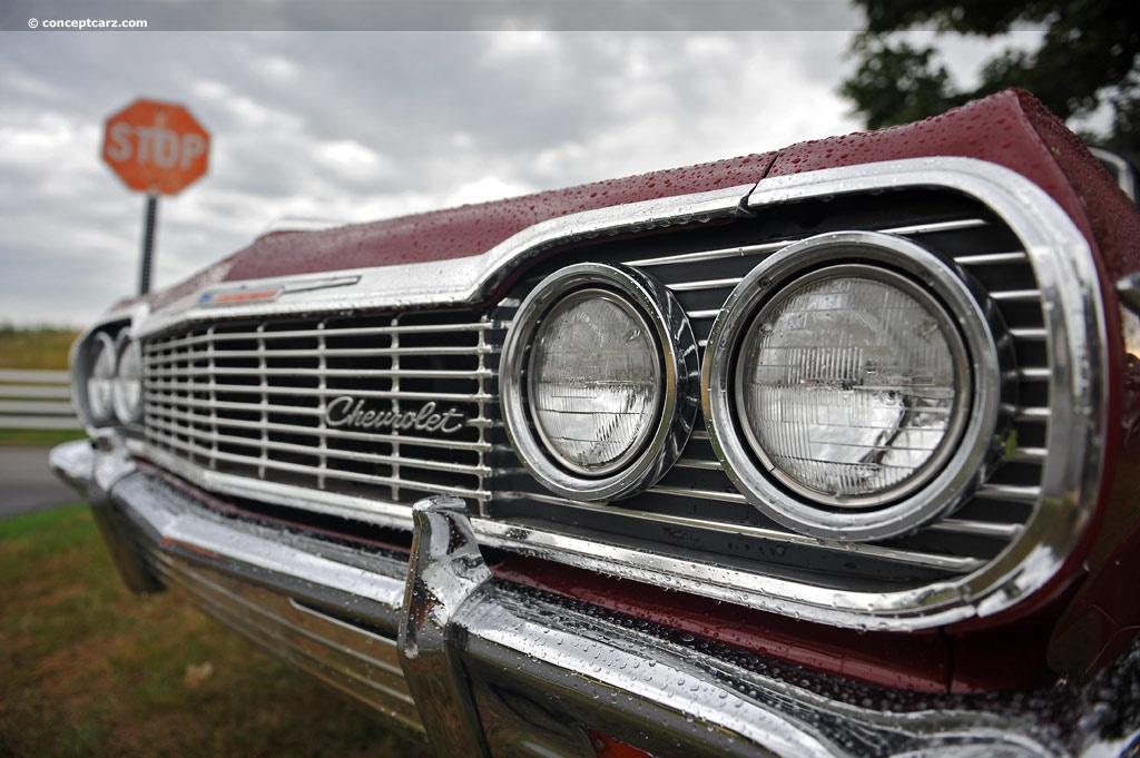 1964 Chevrolet Impala Series  conceptcarzcom