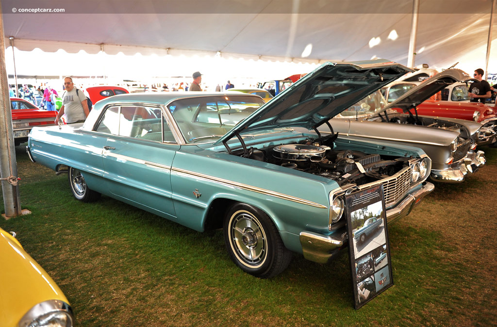Auction Results And Data For 1964 Chevrolet Impala Series Conceptcarz Com