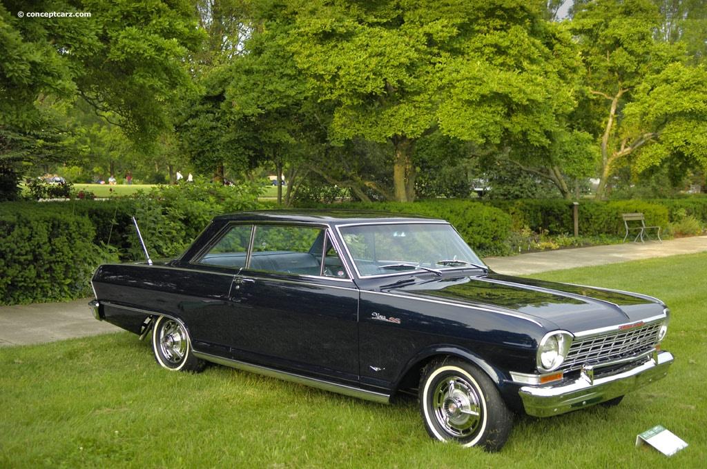 1964 Chevrolet Chevy II Series (Series 100 4 Cyl, Series ...