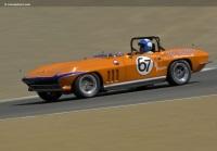 1964 Chevrolet Corvette Roadster Racer image.