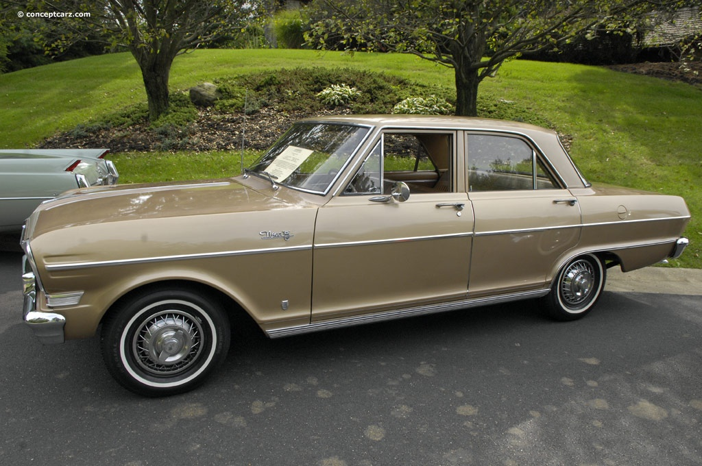 1964 Chevrolet Chevy II Series Images. Photo 64-Chevy_II ...