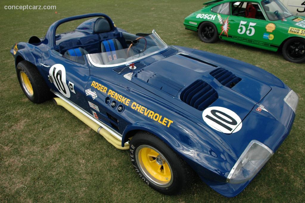 Greeley Honda 1964 Chevrolet Corvette Grand Sport news, pictures, specifications ...