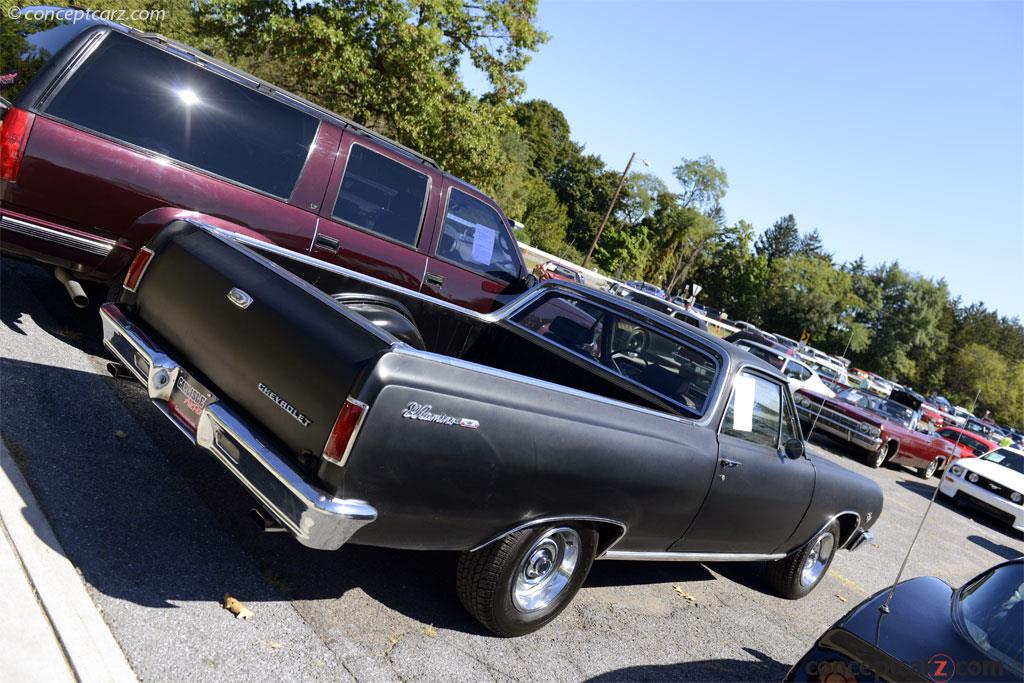 For Sale 65 Corsa Convertible Rolling Chassis California: Auction Results And Data For 1965 Chevrolet El Camino