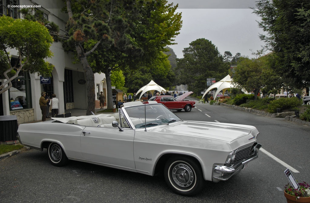 Auction results and data for 1965 Chevrolet Impala Series