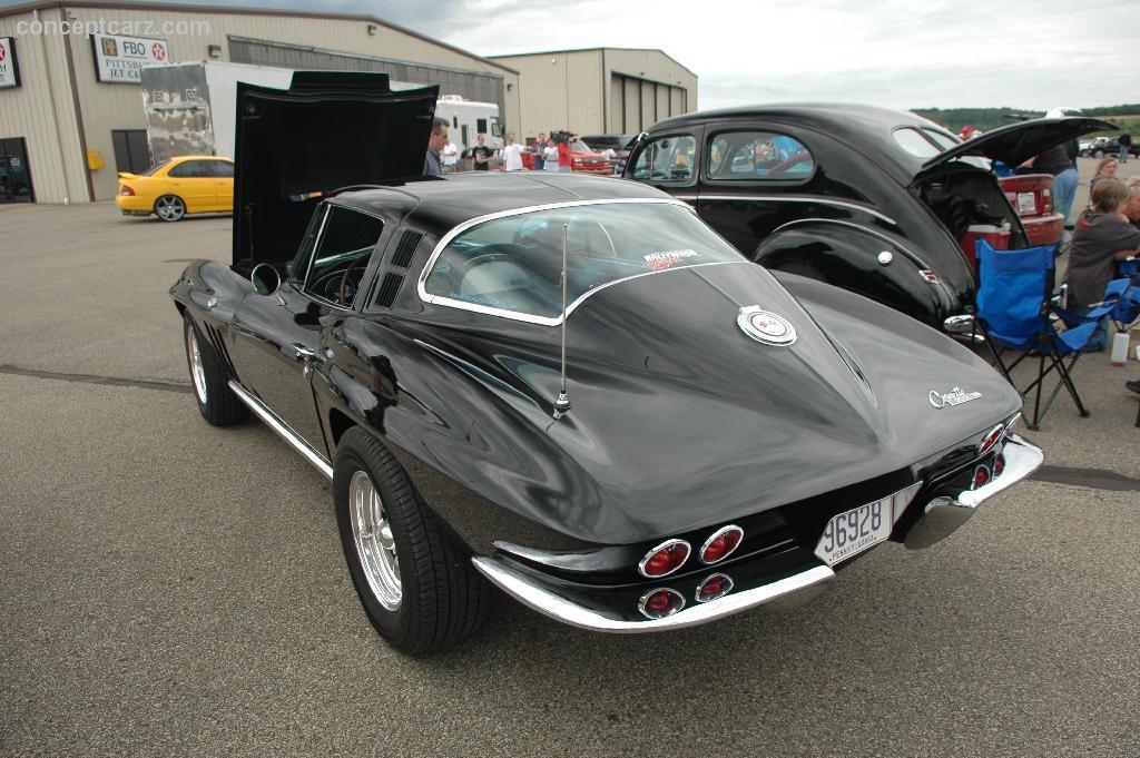 1965 chevrolet corvette c2 image. Black Bedroom Furniture Sets. Home Design Ideas