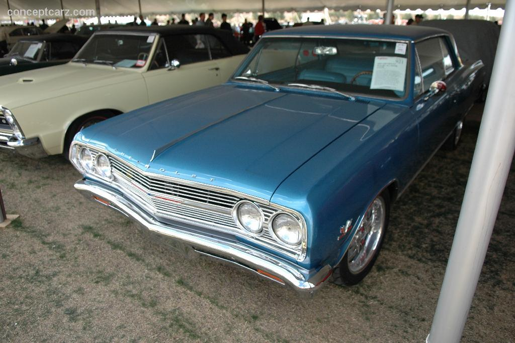 Auction results and data for 1965 Chevrolet Chevelle Malibu