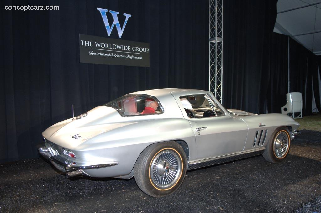 1966 chevrolet corvette c2 bonhams collectors 39 motor cars and automobilia. Black Bedroom Furniture Sets. Home Design Ideas