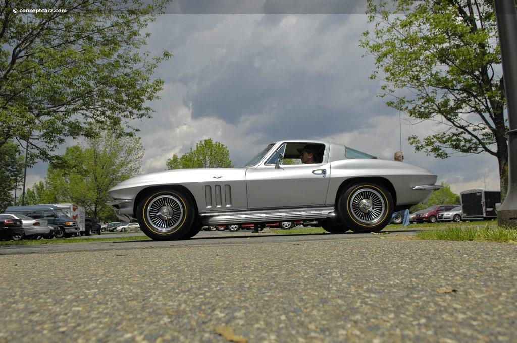 Chevrolet Corvette C2 pictures and wallpaper