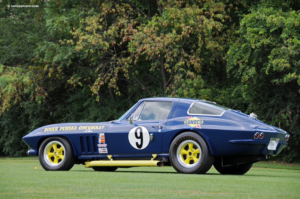 Auction Results And Data For 1966 Chevrolet Corvette C2
