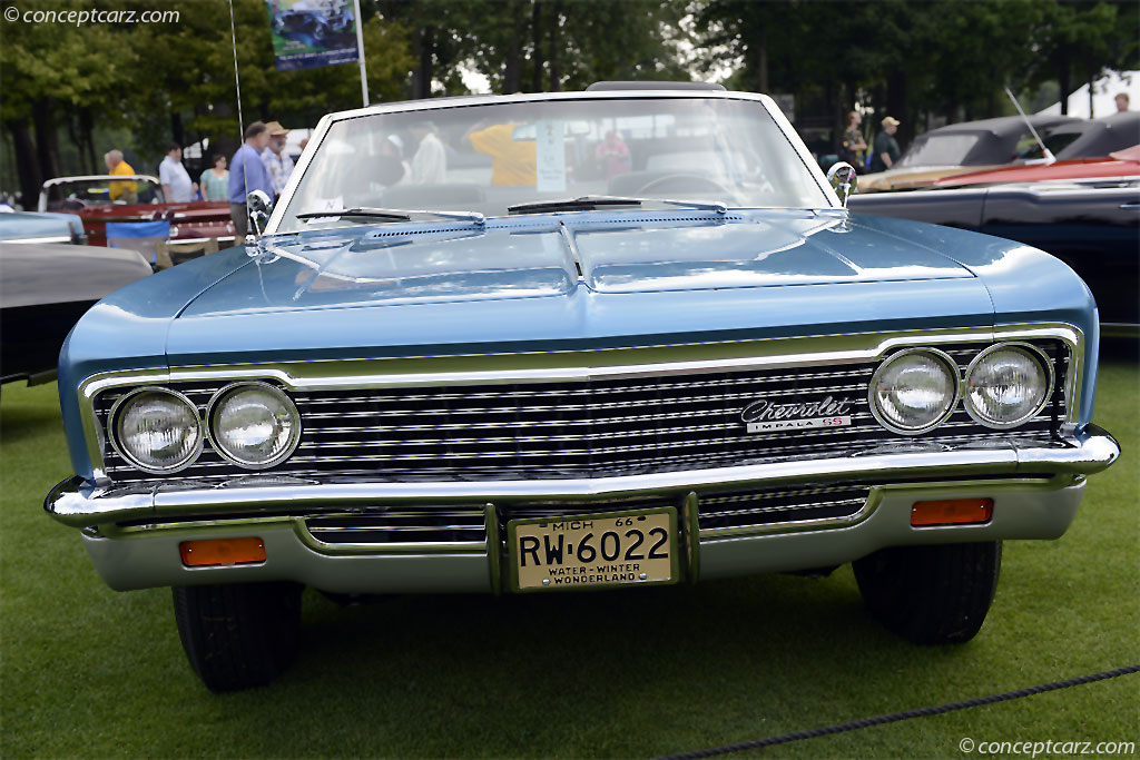 Auction Results And Data For 1966 Chevrolet Impala Series
