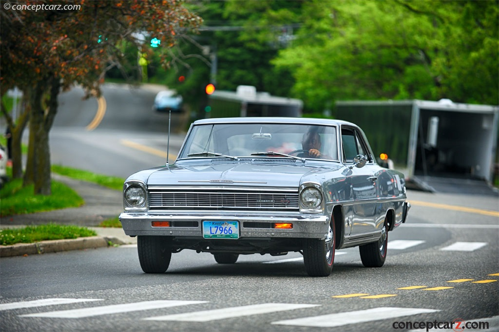 Chevrolet Nova Series pictures and wallpaper