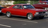 1966 Chevrolet Chevelle SS image.