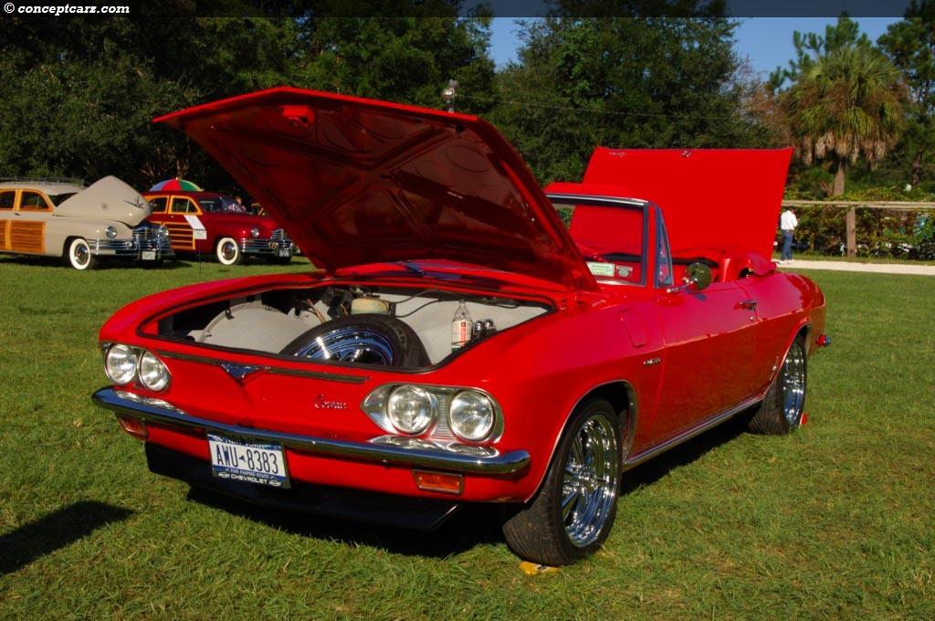 Chevy Corvair Corsa Dv Hhc on Chevrolet Corvair Corsa 1965 1969