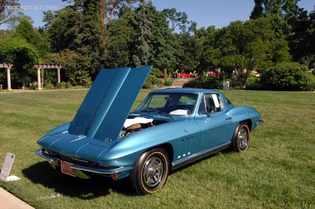 1966 Chevrolet Corvette C2 Conceptcarz
