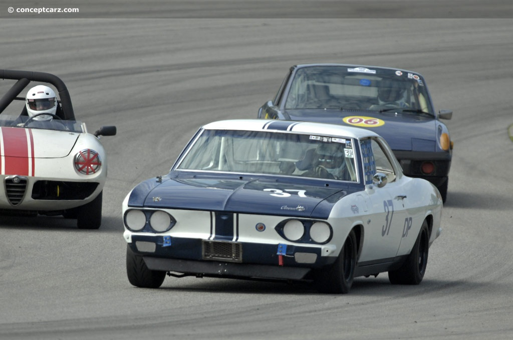 Auction results and data for 1966 Chevrolet Corvair Yenko Stinger
