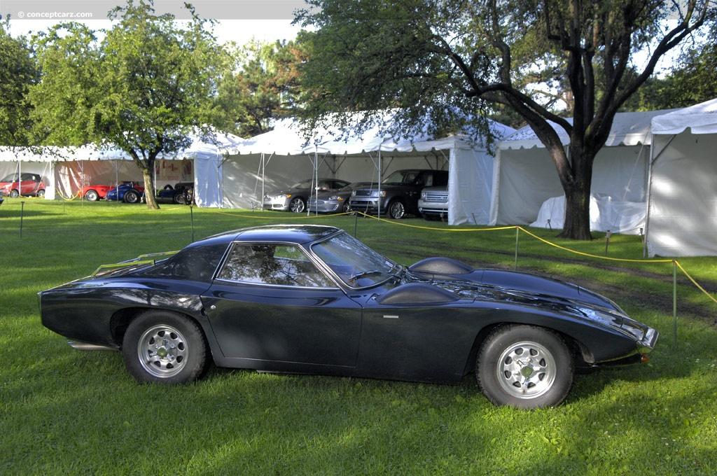 1966 Chevrolet Corvair Fitch Phoenix Conceptcarz Com