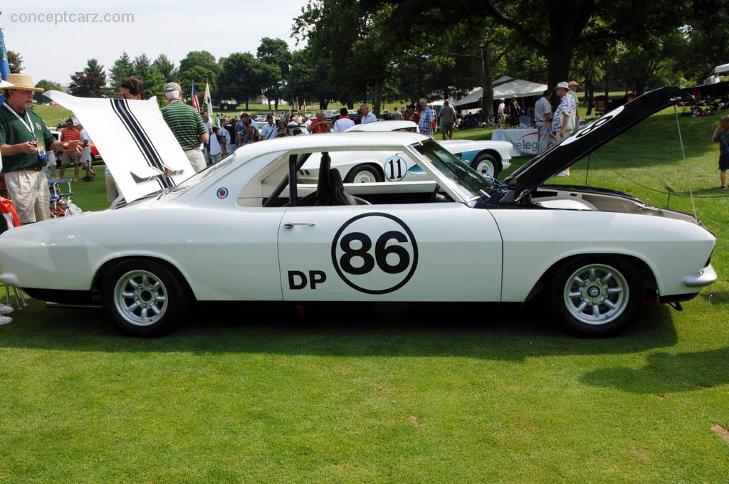1966 Chevrolet Corvair Yenko Stinger  conceptcarzcom