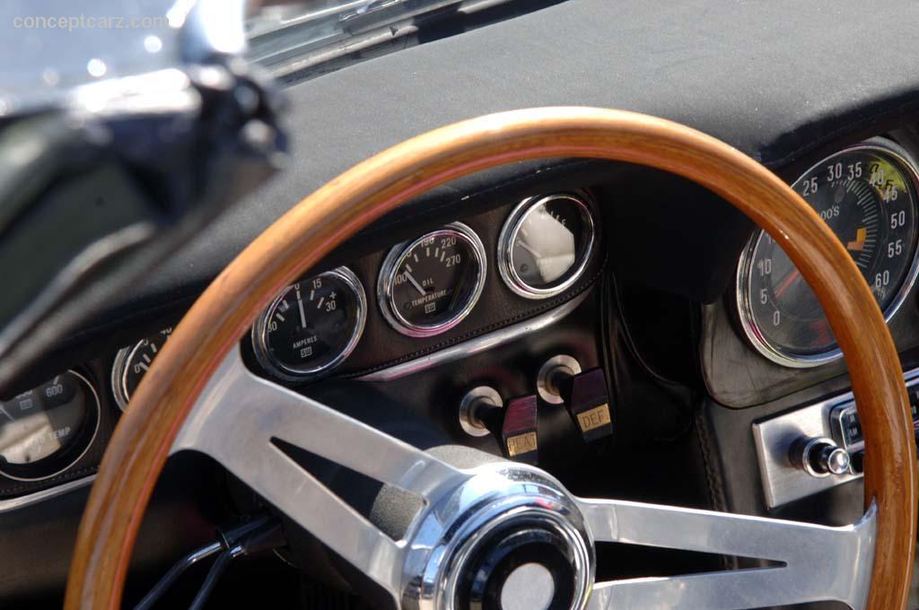 1966 Chevrolet Corvair Fitch Phoenix - conceptcarz.com
