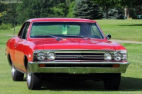 1967 Chevrolet Chevelle SS Series image.