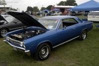 1967 Chevrolet Chevelle Series image.