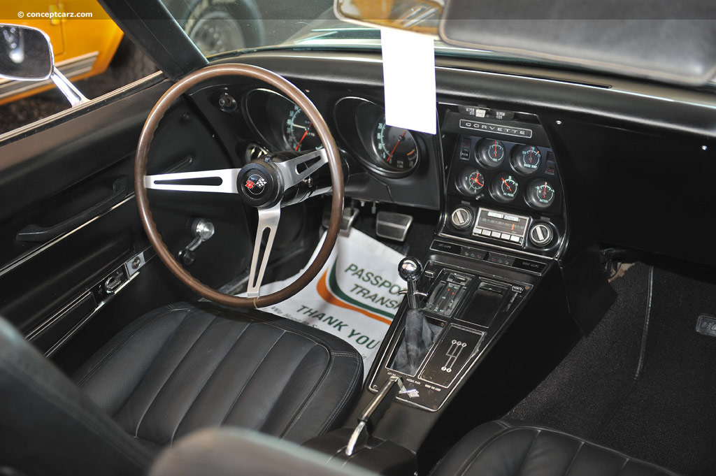 1968 Chevrolet Corvette C3 Stingray L88 Vette L 88 Conceptcarz