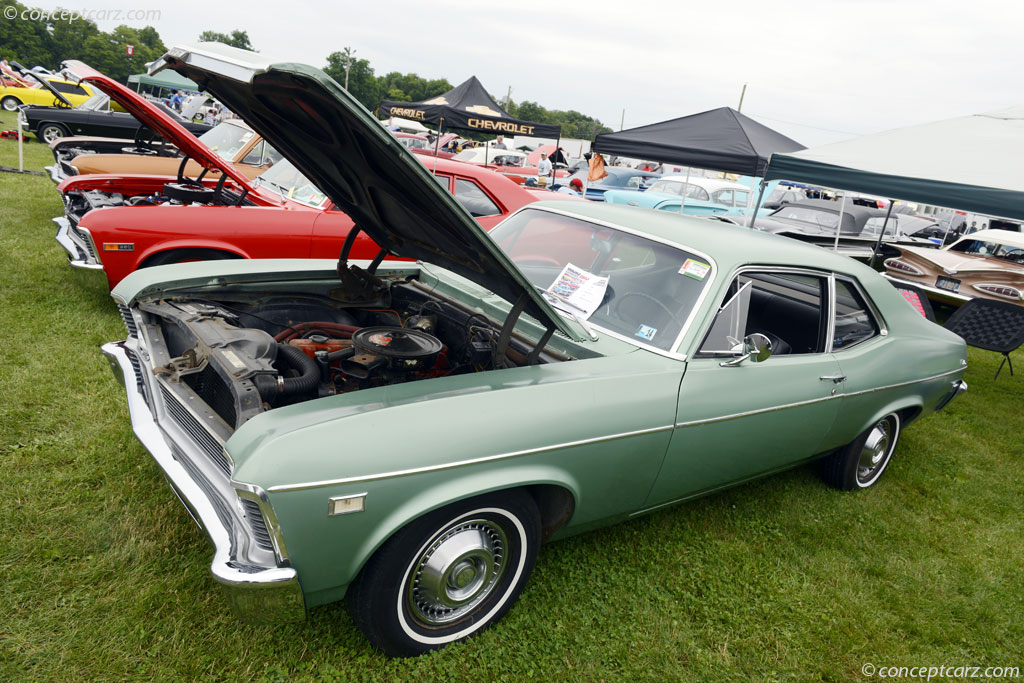 1968 Chevrolet Chevy Ii Nova Pictures History Value