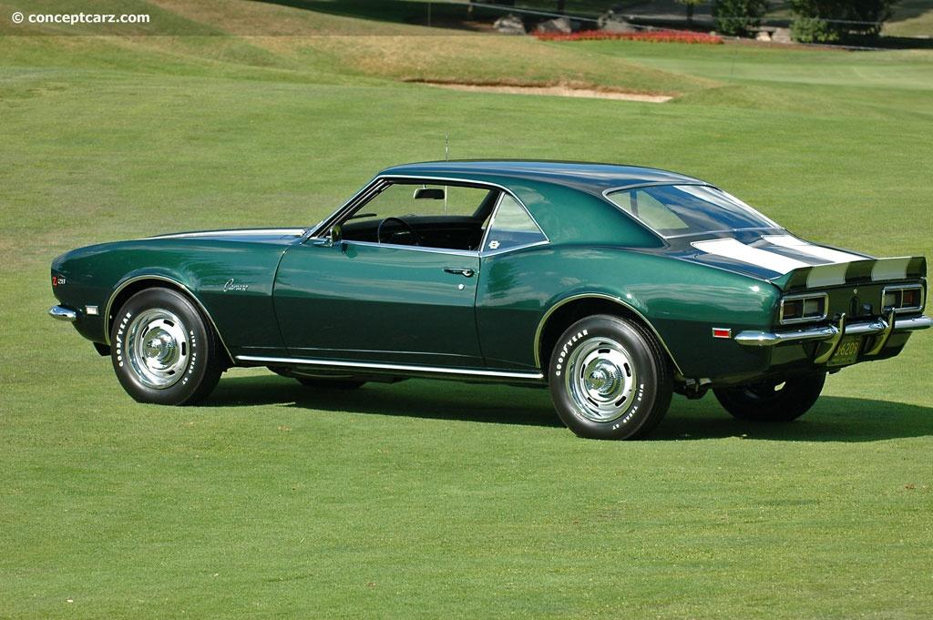 1968 Chevy Camaro >> 1968 Chevrolet Camaro Z28 - Conceptcarz