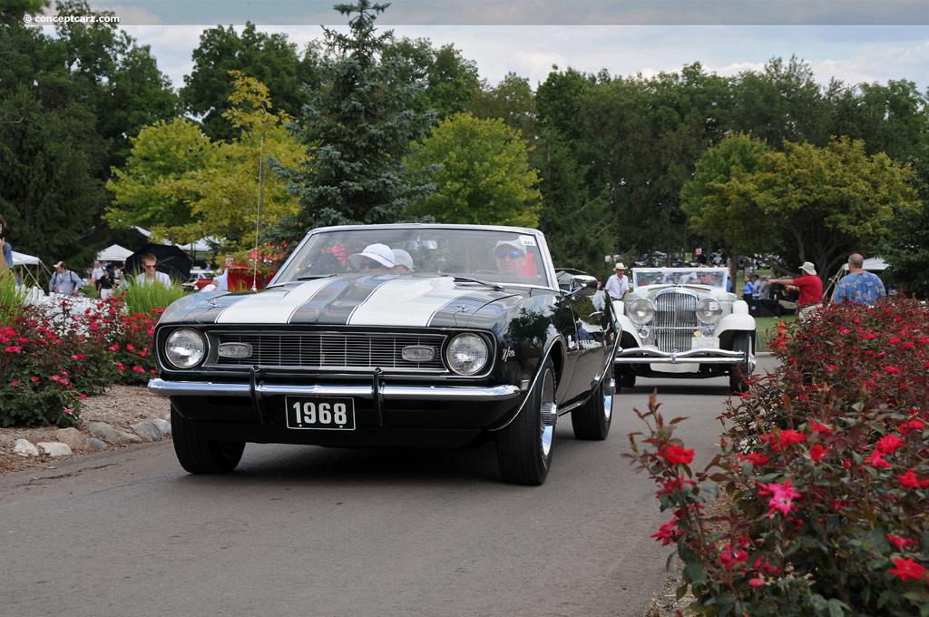 1968 Chevrolet Camaro Z28 Conceptcarz Com