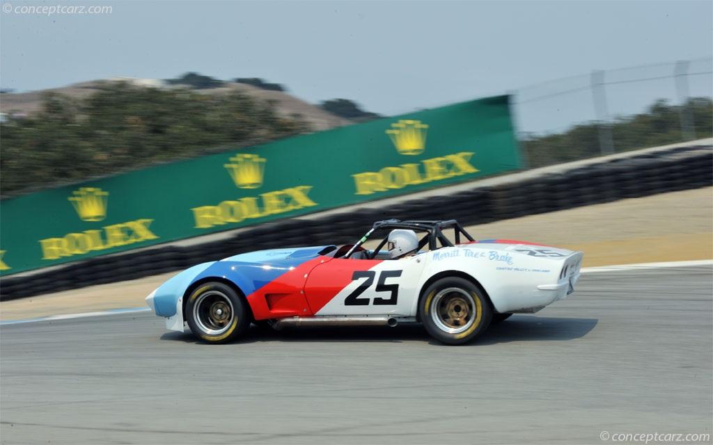 1968 Chevrolet Corvette C3 Pictures History Value