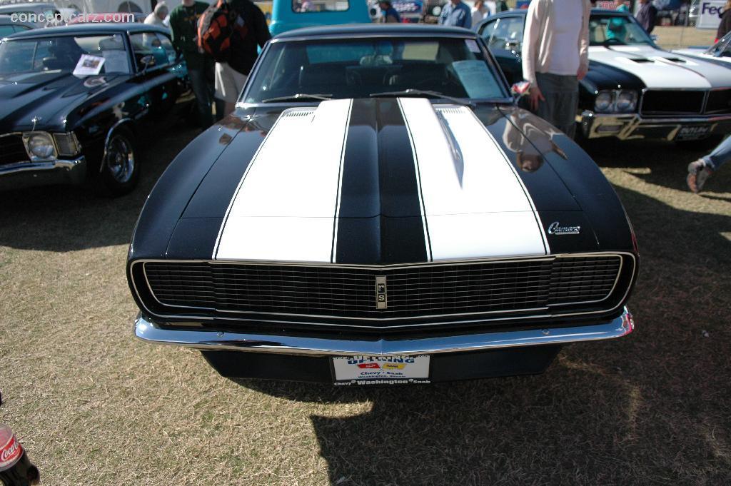 Insurance Salvage Cars >> 1968 Chevrolet Camaro Z28 | Upcomingcarshq.com