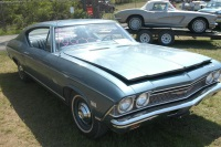 1968 Chevrolet Chevelle Series image.