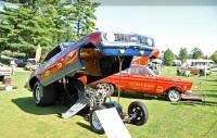 1969 Chevrolet Camaro Funny Car image.