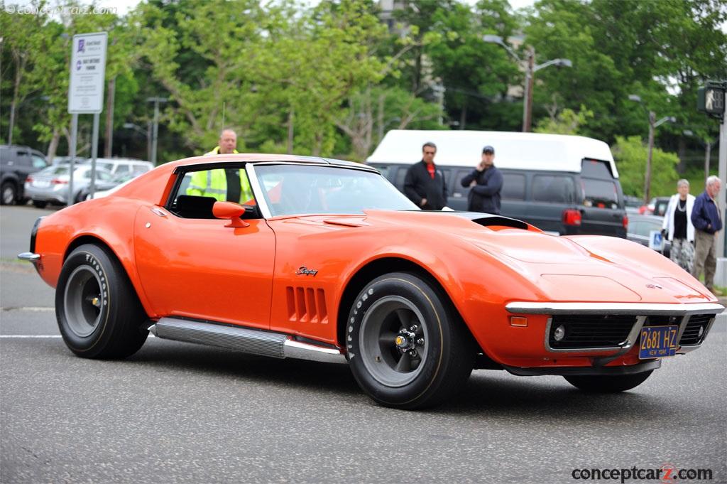1969 Baldwin Motion Corvette Phase Iii Conceptcarz Com