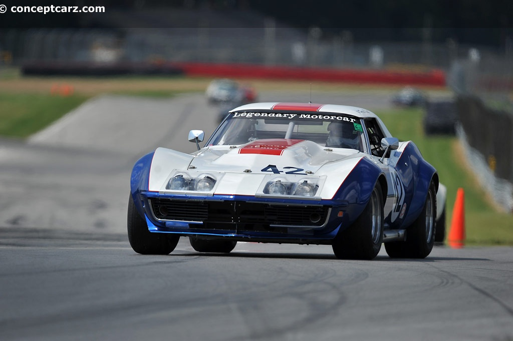 Auction Results And Data For 1969 Chevrolet Corvette C3