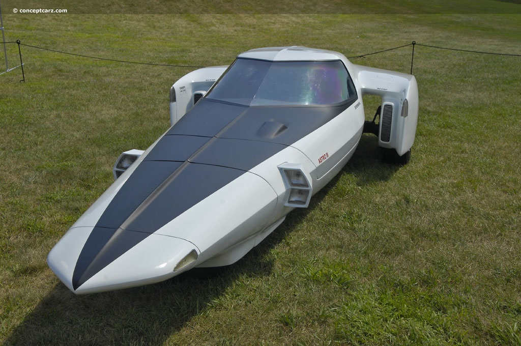 Ten Batshit Insane Cars You May Have Never Seen Before