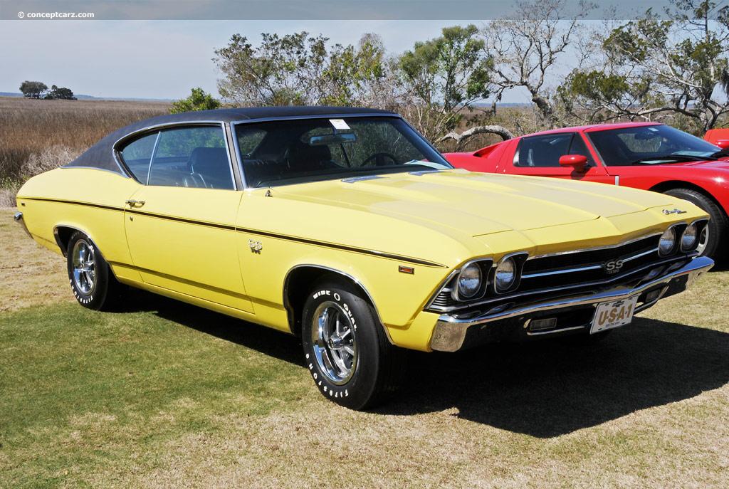 1969 Chevrolet Chevelle Series (Yenko, COPO, 427, Nomad, Chevelle ...