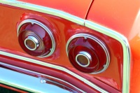 1969 Chevrolet Corvair Mitchell Monza