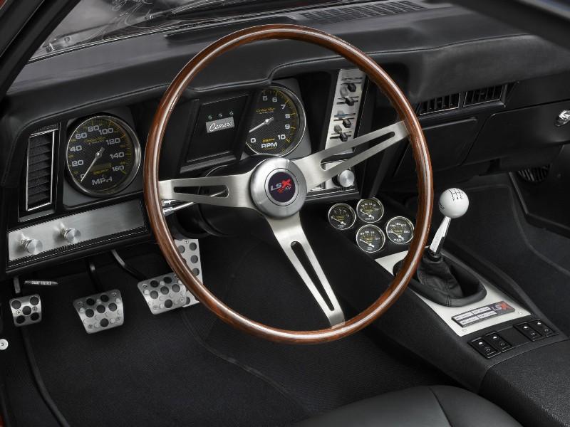 1969 Chevrolet Reggie Jackson Camaro