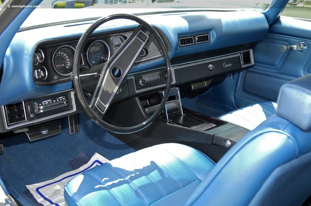 1970 Chevrolet Camaro Series Image