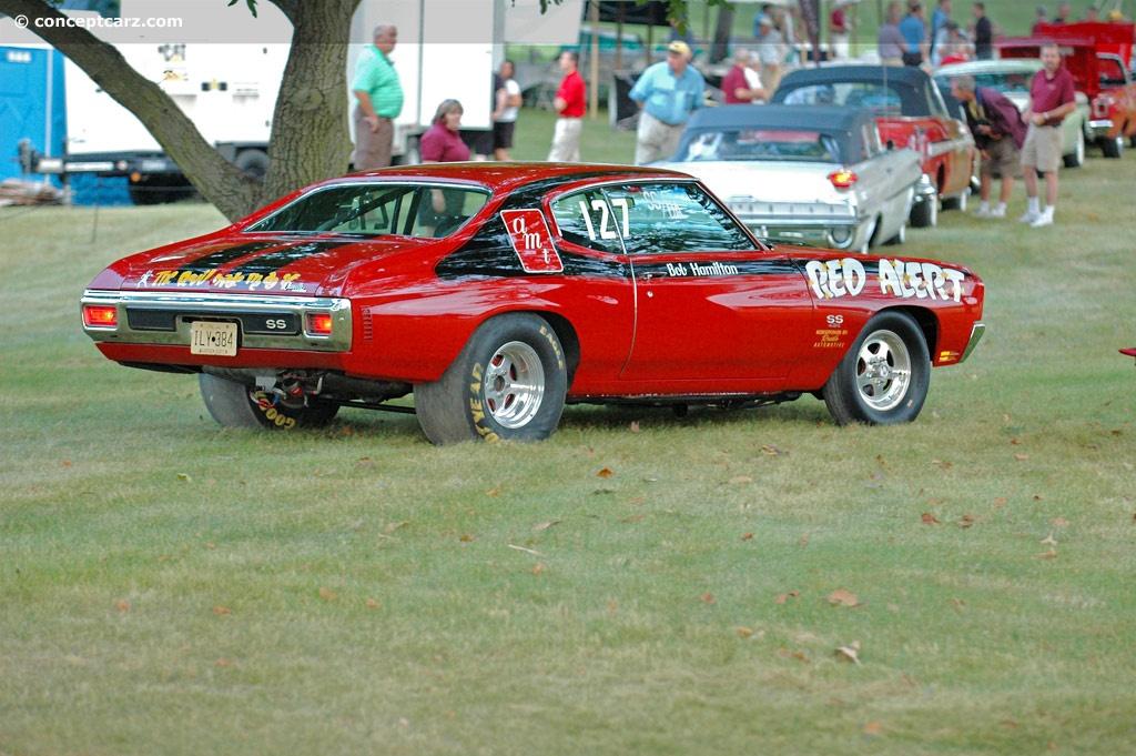 1970 Chevrolet Chevelle Series Conceptcarz Com