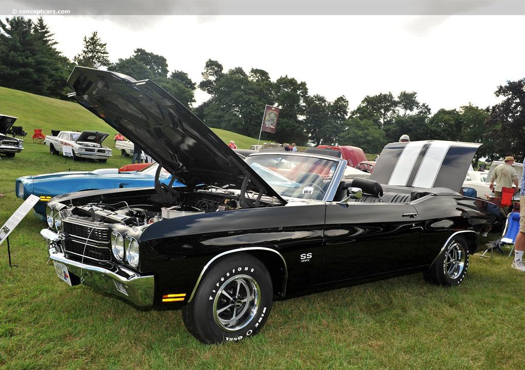 1970 Chevrolet Chevelle Series (Chevelle SS, Super Sport, Malibu