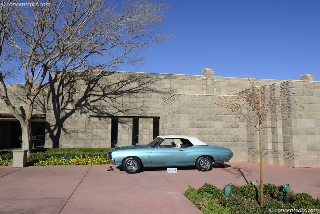 Chevrolet Chevelle Series pictures and wallpaper