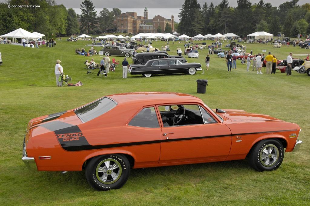 1970 Chevrolet Nova Series Image