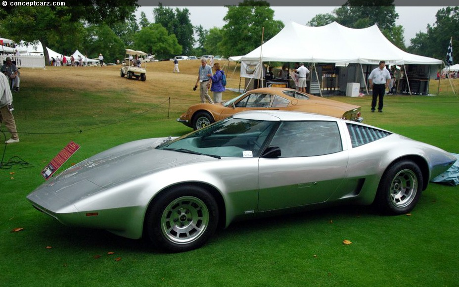 1970 Chevrolet XP882 - conceptcarz.com