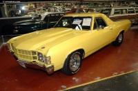 1971 Chevrolet El Camino image.