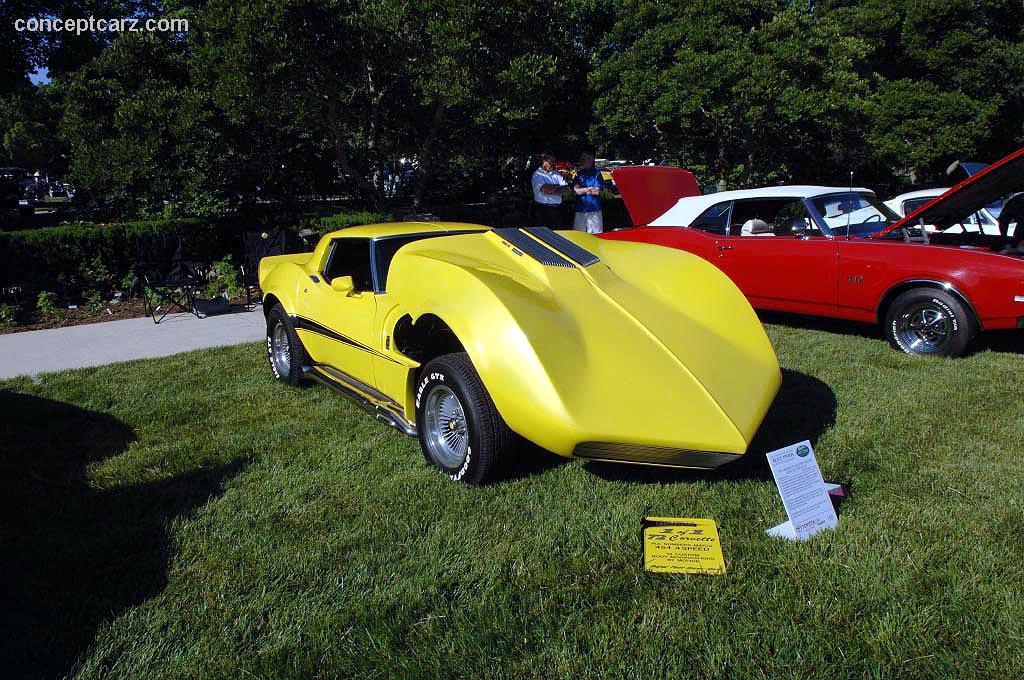 1972 Baldwin Motion Corvette Moray Gt Conceptcarz Com