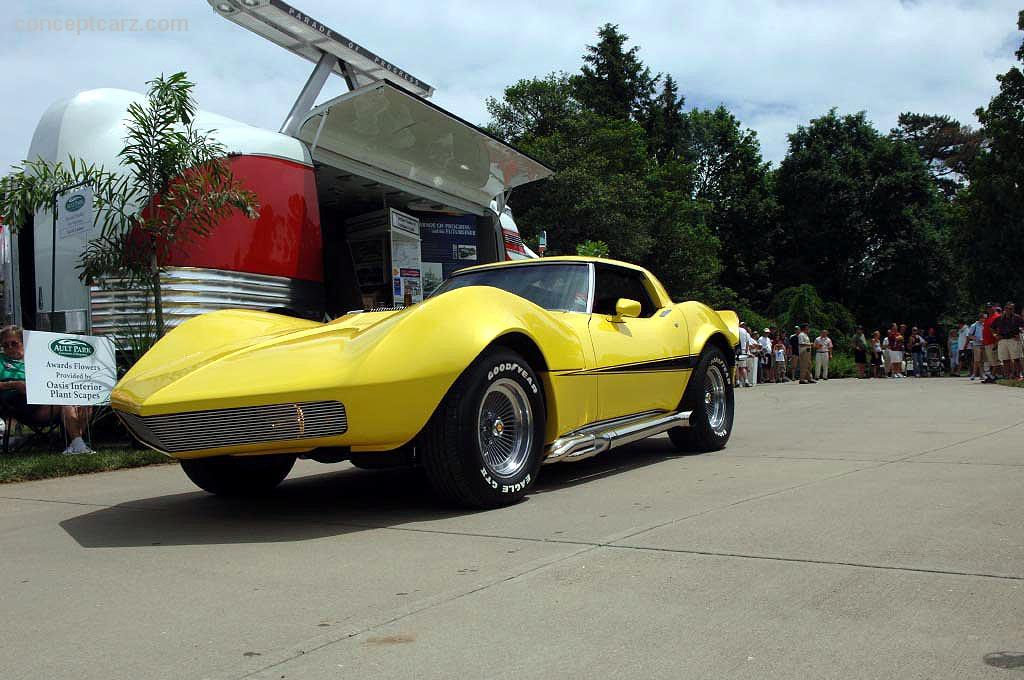 1972 Baldwin-Motion Corvette Moray GT - conceptcarz.com