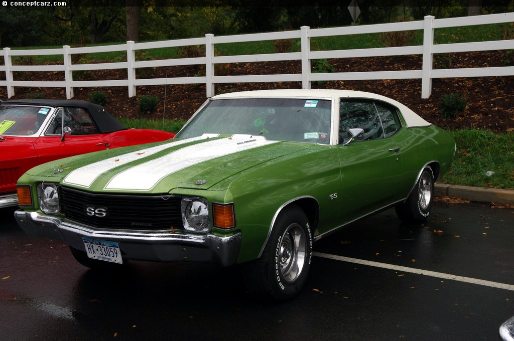Auction Results And Data For 1972 Chevrolet Chevelle