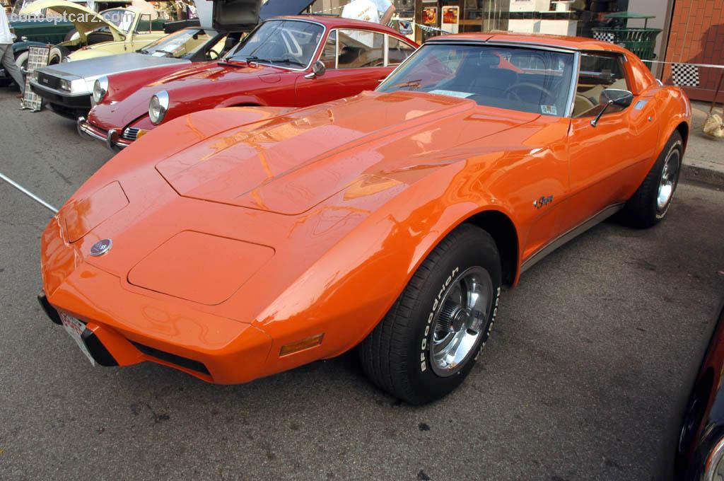 Auction Results And Data For 1972 Chevrolet Corvette C3