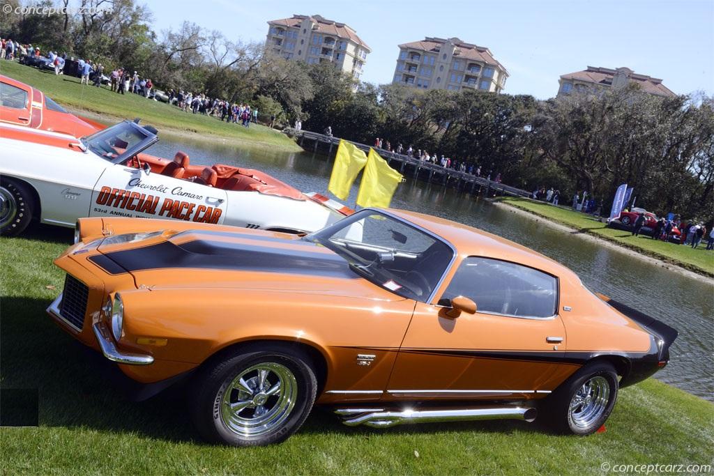 1973 Chevrolet Camaro Conceptcarz Com